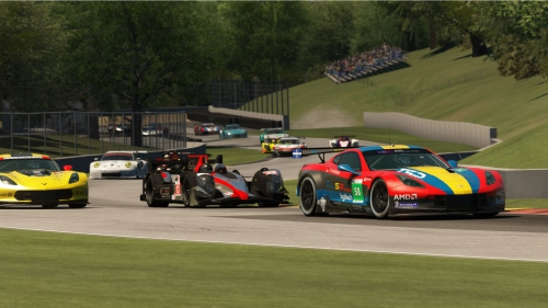 Qualification Race - Road America
