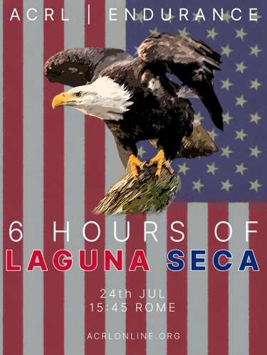 Laguna Seca 6h