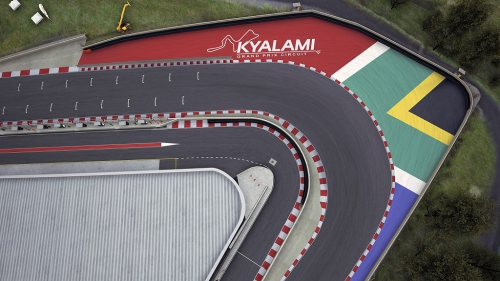 Kyalami Race Weekend