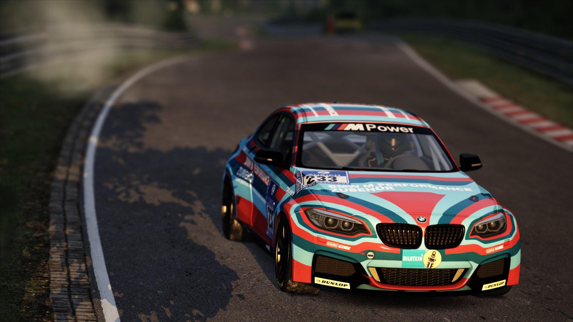 BMW 235i Racing